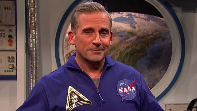 Space Force | Comédia criada por Steve Carell para a Netflix começa a ser filmada