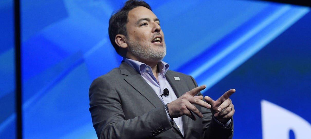 Shawn Layden, chefe da PlayStation, deixará a Sony
