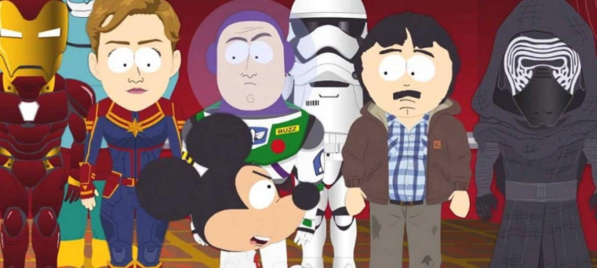 Criadores de South Park debocham após série ser banida na China