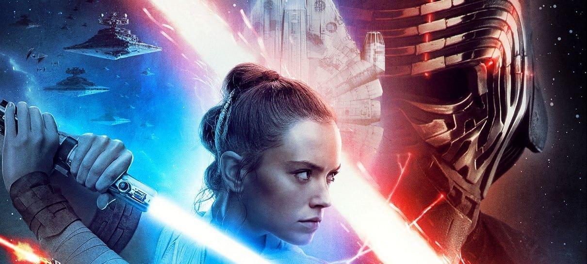 Star Wars: A Ascensão Skywalker ganha novo pôster destacando a Resistência