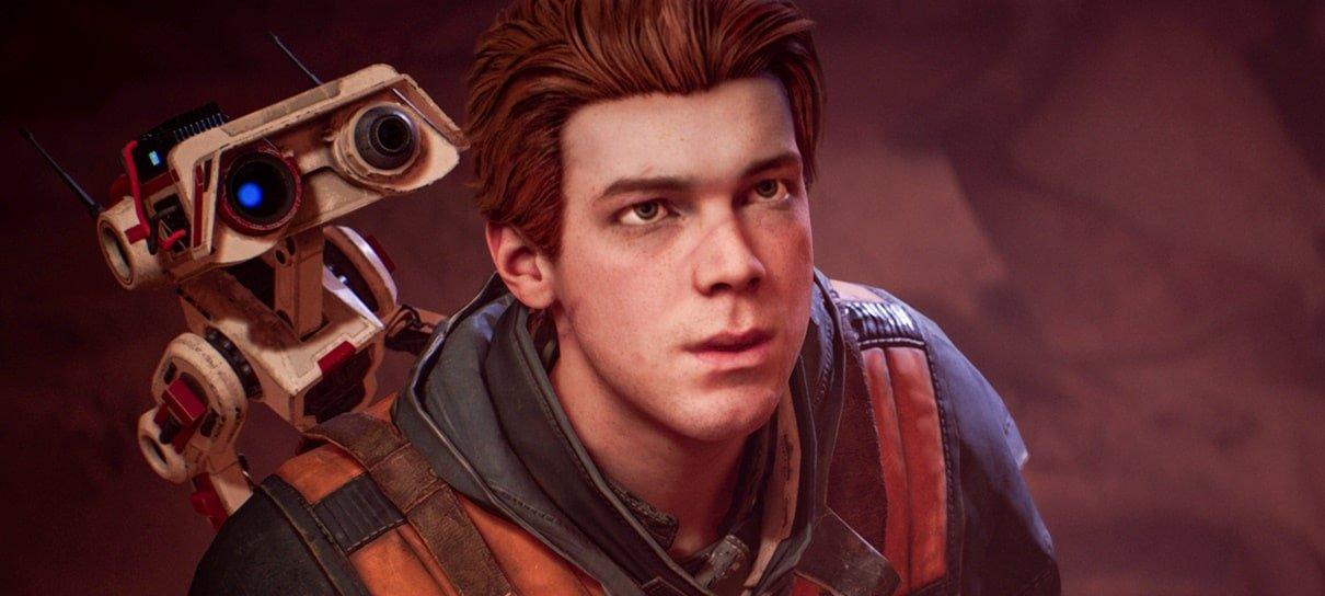Star Wars Jedi: Fallen Order entra na fase de ouro e está pronto para ser lançado