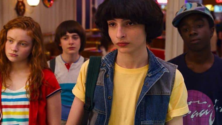 Stranger Things | 3ª temporada foi a mais assistida da série