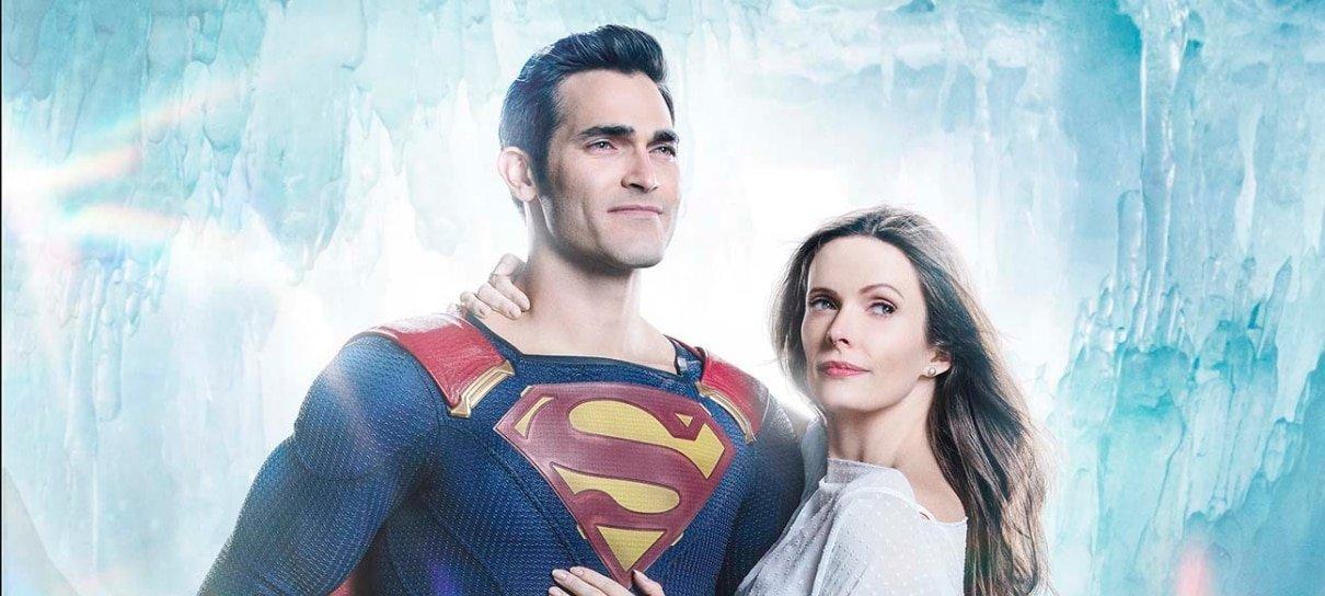 Superman & Lois   Herói do Arrowverse terá série própria