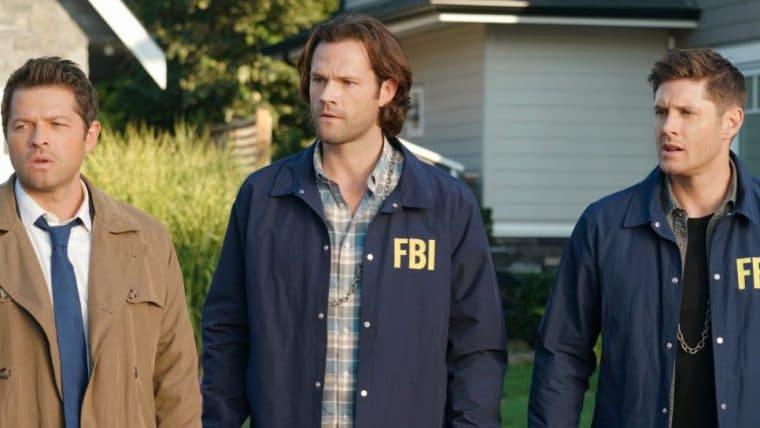 Supernatural | Última temporada ganha data de estreia no Brasil