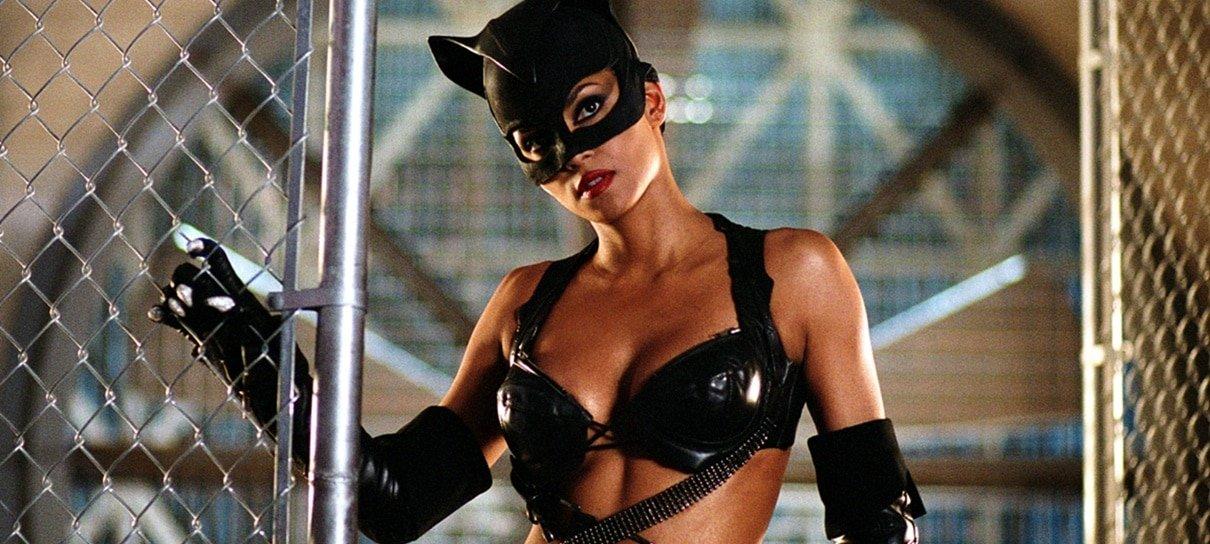 The Batman | Halle Berry elogia Zoe Kravitz como a nova Mulher-Gato