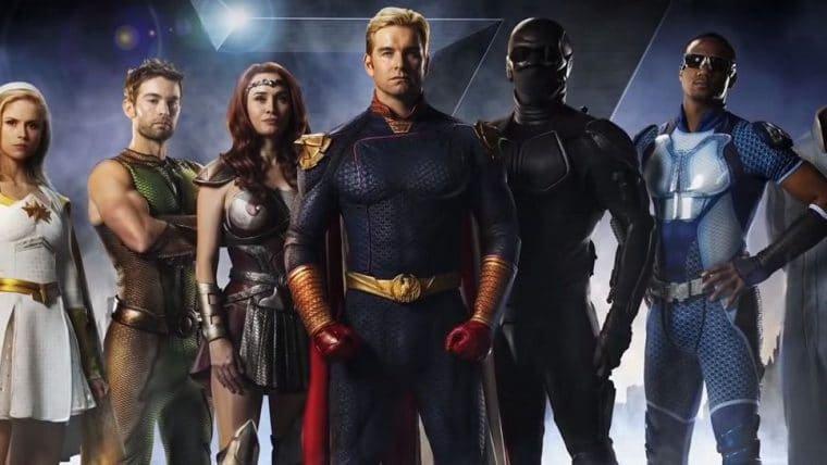 The Boys | Imagem dos bastidores revela visual de nova super-heroína