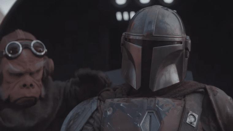 The Mandalorian, série live-action de Star Wars, ganha trailer oficial