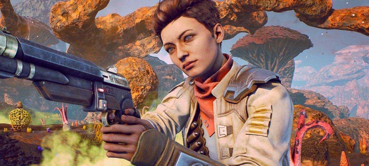 The Outer Worlds é o primeiro jogo ainda não lançado a ser transmitido pela Twitch Plays