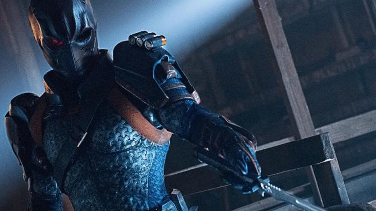 Titãs | Exterminador aparece em novas fotos da série