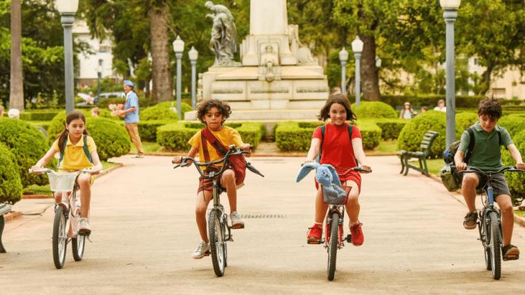 Turma da Mônica - Laços | Personagens voltam às locações do filme em fotos