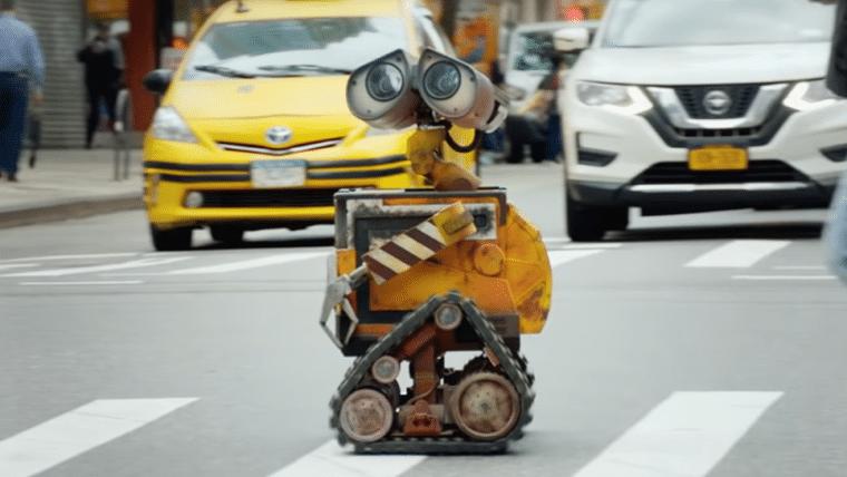 Série que traz personagens da Pixar para o mundo real ganha trailer