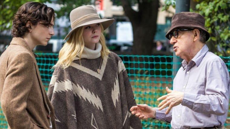 Um Dia de Chuva em Nova York | Filme de Woody Allen tem estreia antecipada no Brasil