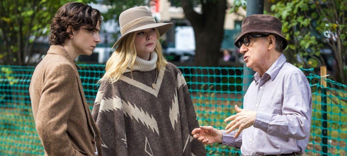 Um Dia de Chuva em Nova York   Filme de Woody Allen tem estreia antecipada no Brasil