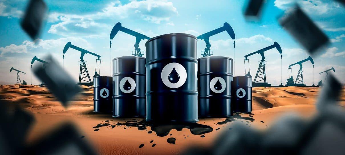 O mercado do petróleo
