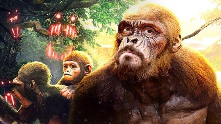 Ancestors: The Humankind Odyssey - Evolução em perigo