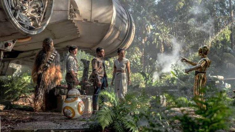 Star Wars: A Ascensão Skywalker   Nova imagem mostra heróis reunidos
