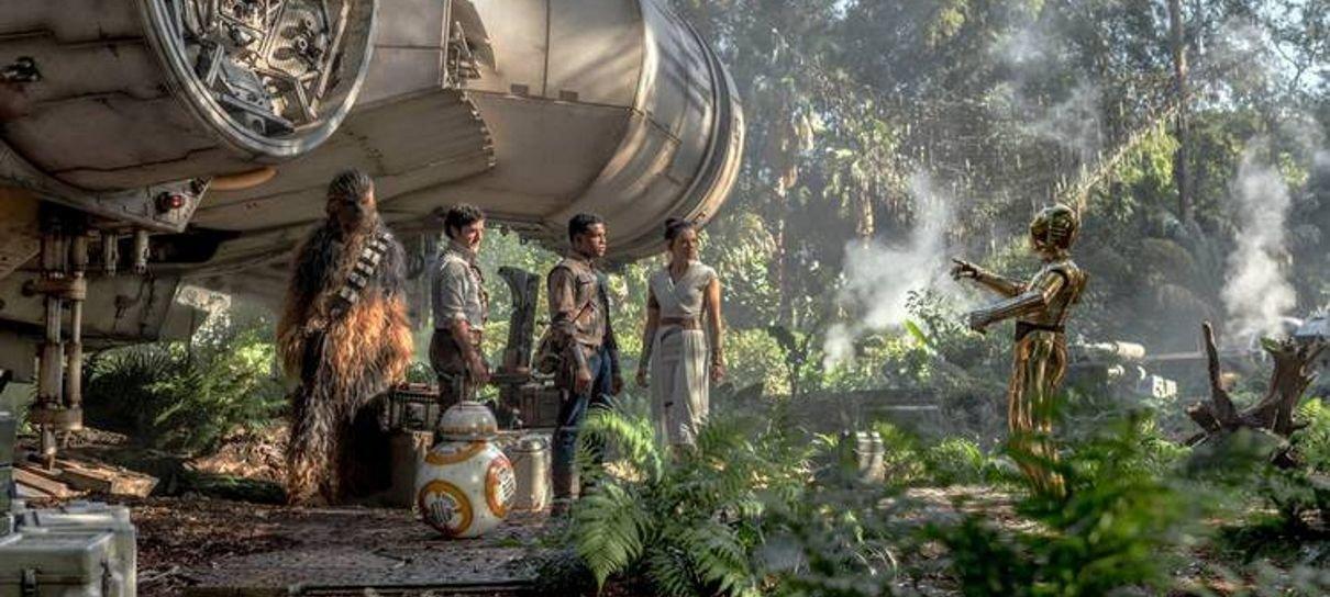 Star Wars: A Ascensão Skywalker | Nova imagem mostra heróis reunidos