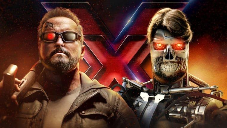 Mortal Kombat 11 - Terminator vs Exterminador do Futuro