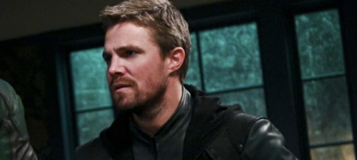 Arrow   Showruuner publica carta ao final das gravações da série