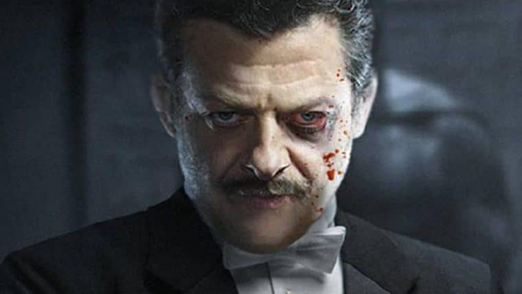 Batman | Bosslogic imagina Andy Serkis como Alfred Pennyworth