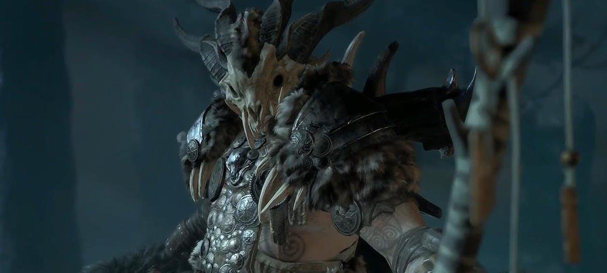 Blizzard pretende implementar cross-play em Diablo IV
