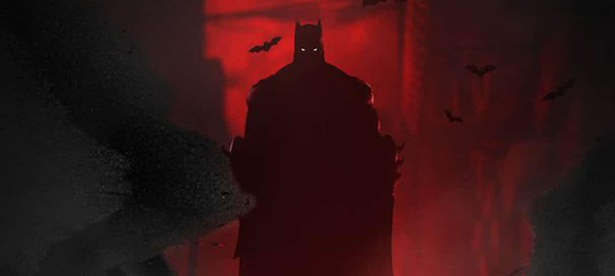 Bosslogic imagina como seria um pôster de The Batman em nova arte