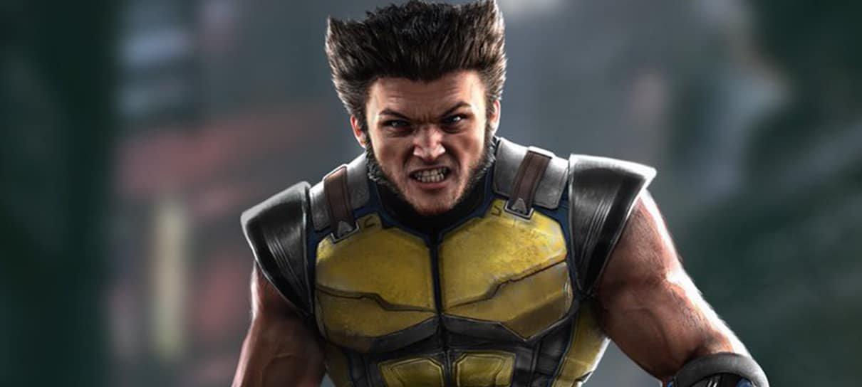 Bosslogic imagina Taron Egerton como Wolverine
