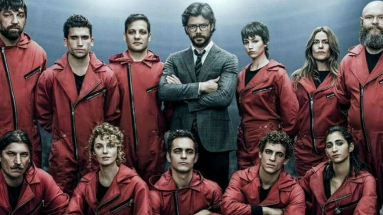 Netflix anuncia Sky Rojo, nova série do criador de La Casa de Papel