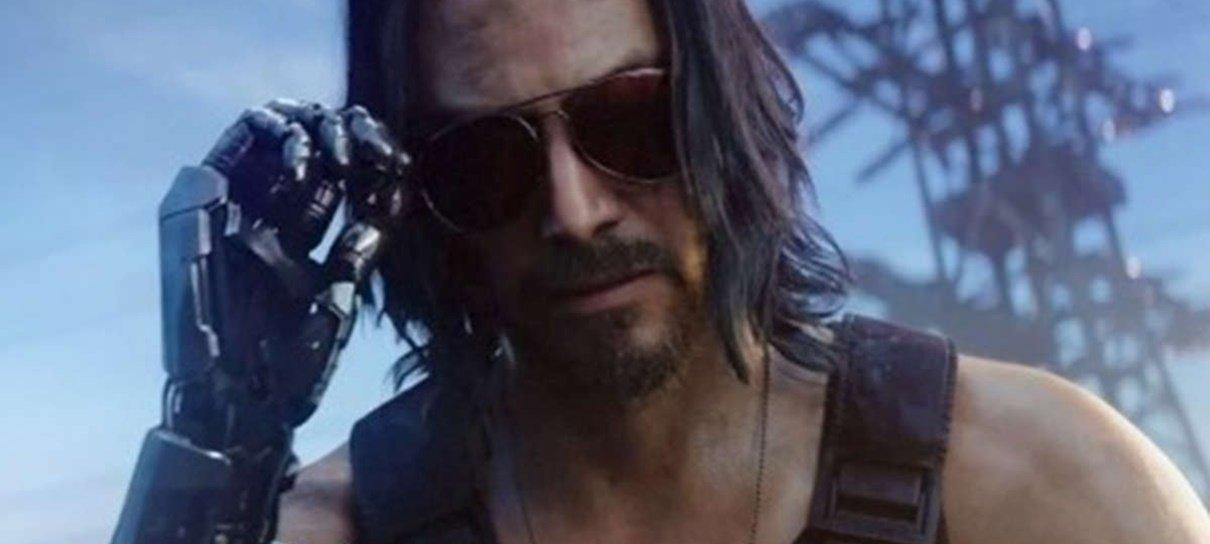 Cyberpunk 2077 terá legendas e dublagem em português