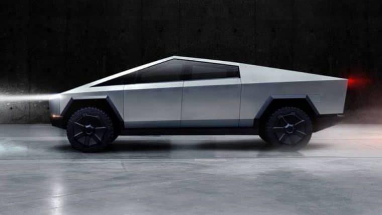 Inspirado em 007 e Blade Runner, Tesla lança o carro elétrico Cybertruck
