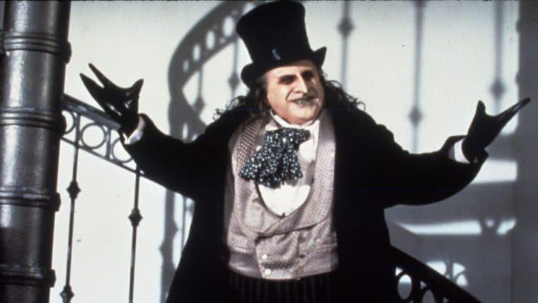 The Batman | Danny DeVito gosta da ideia de Colin Farrell viver o Pinguim