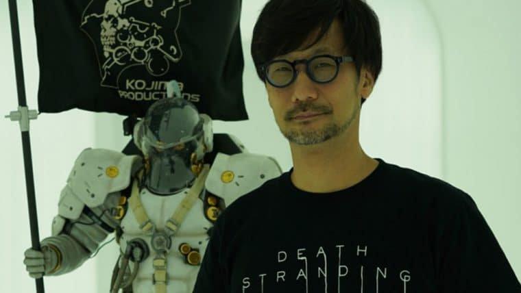 Death Stranding | Easter egg secreto transforma Hideo Kojima em um BT