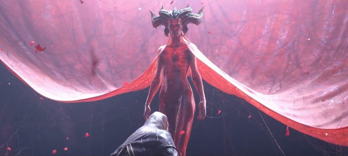 Diablo IV | Design do jogo é inspirado em Junji Ito e H.P. Lovecraft