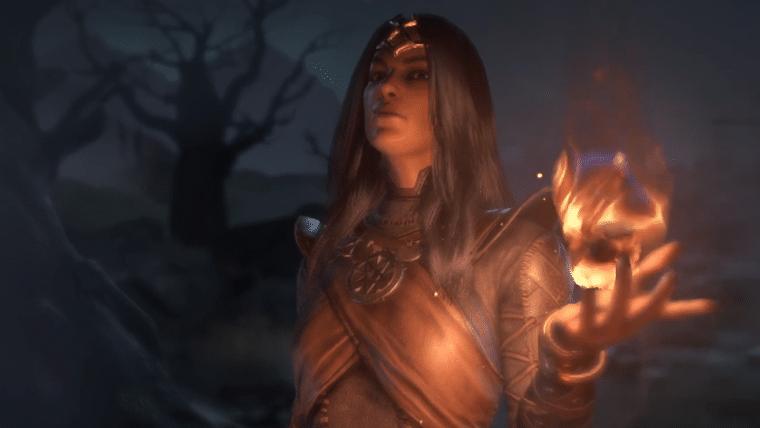 Diablo IV ganha primeiro trailer de gameplay