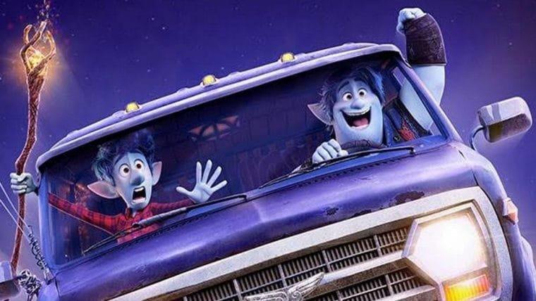 Dois Irmãos: Uma Jornada Fantástica | Confira o novo trailer da animação da Pixar