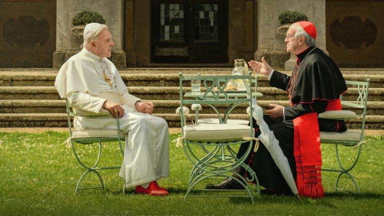 Dois Papas | Filme de Fernando Meirelles ganha novo trailer