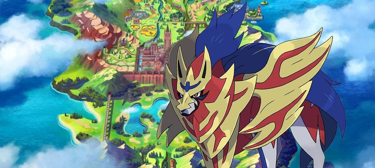 Onde encontrar todos os exclusivos do Pokémon Shield
