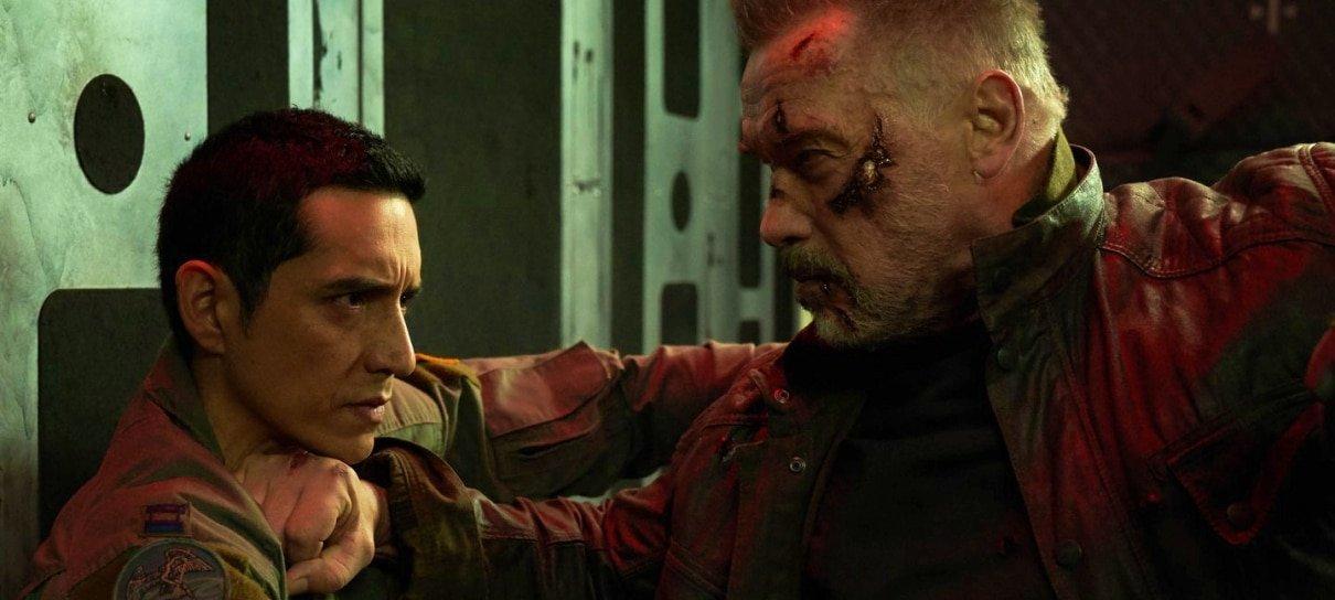 O Exterminador do Futuro: Destino Sombrio estreia no topo das bilheterias dos EUA