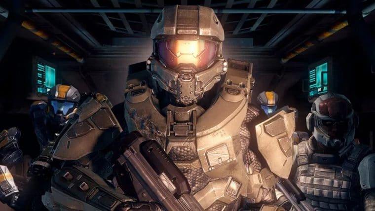 Foto dos bastidores da série de Halo mostra o elenco reunido