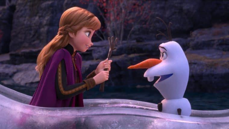 Exibição de Frozen 2 é interrompida na Inglaterra por briga com facões