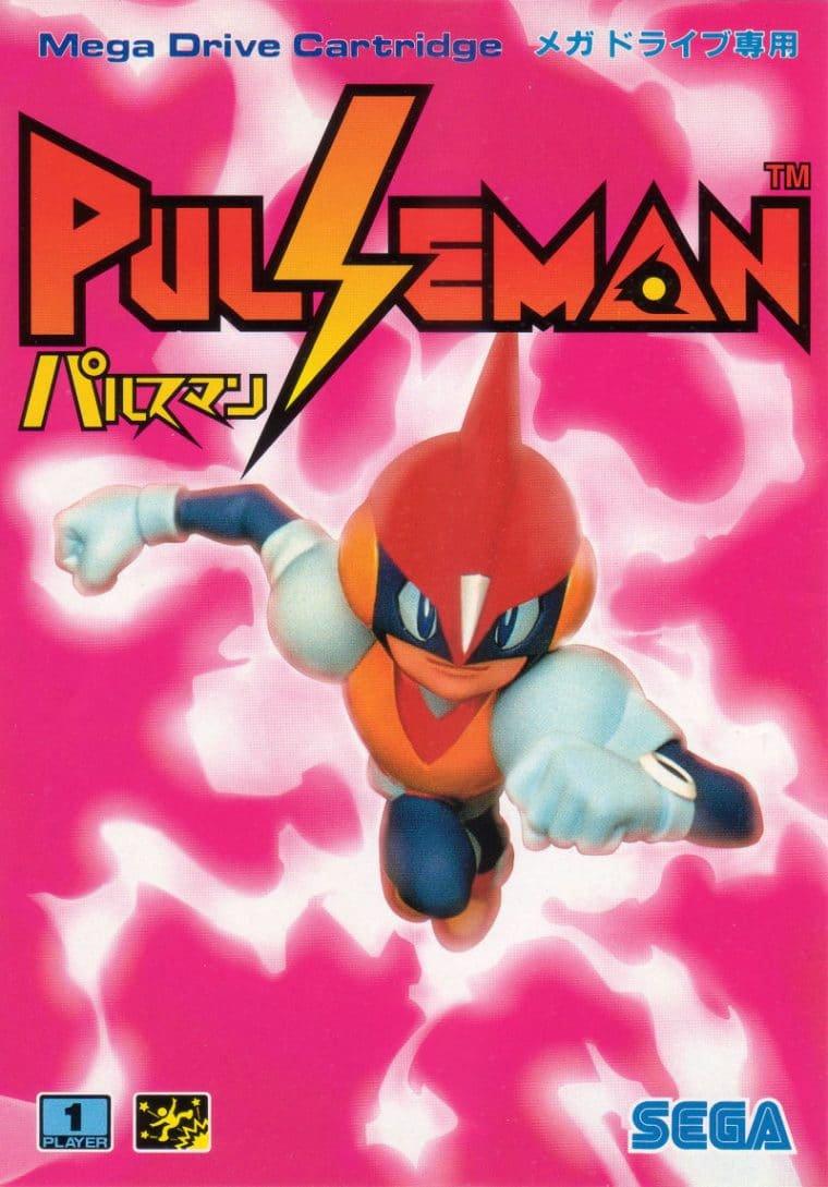 Pulseman Game Freak