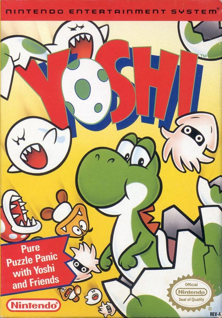 Yoshi Game Freak