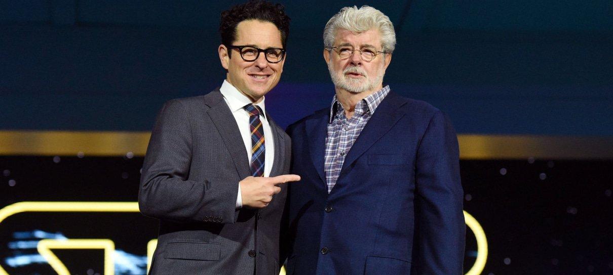George Lucas ajudou J. J. Abrams com Star Wars: A Ascensão Skywalker