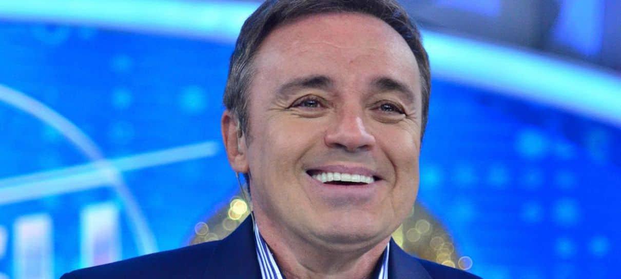 Morre o apresentador Gugu Liberato, aos 60 anos