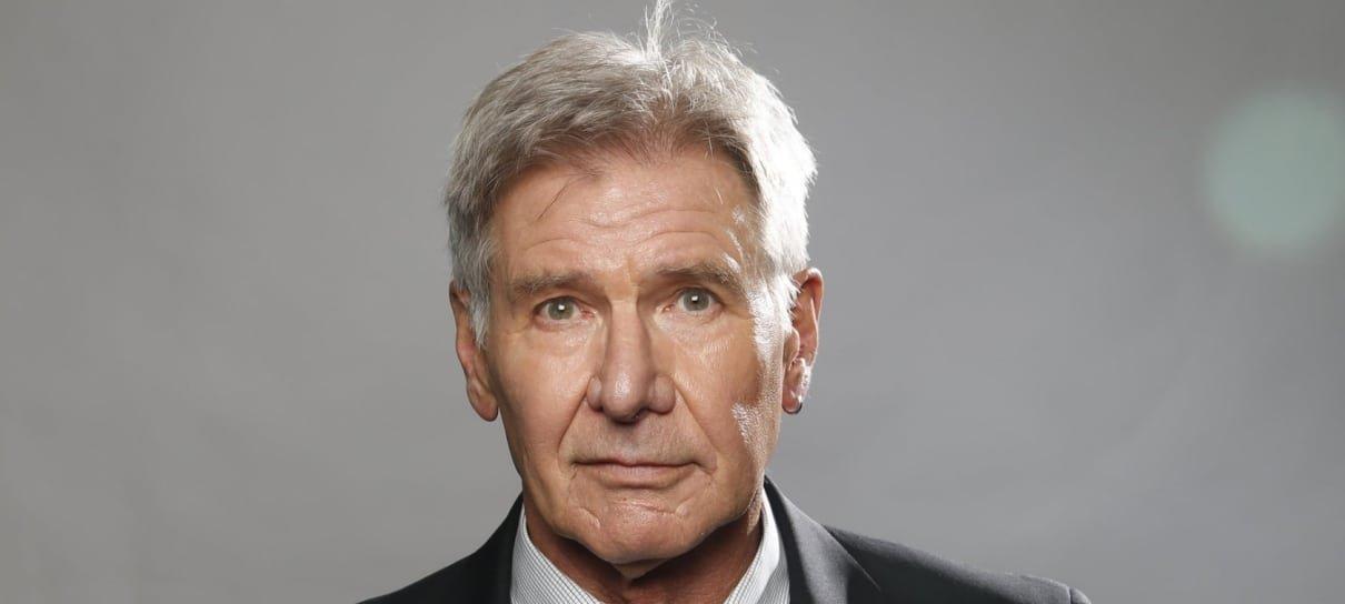 Harrison Ford está negociando para estrelar a adaptação de The Staircase