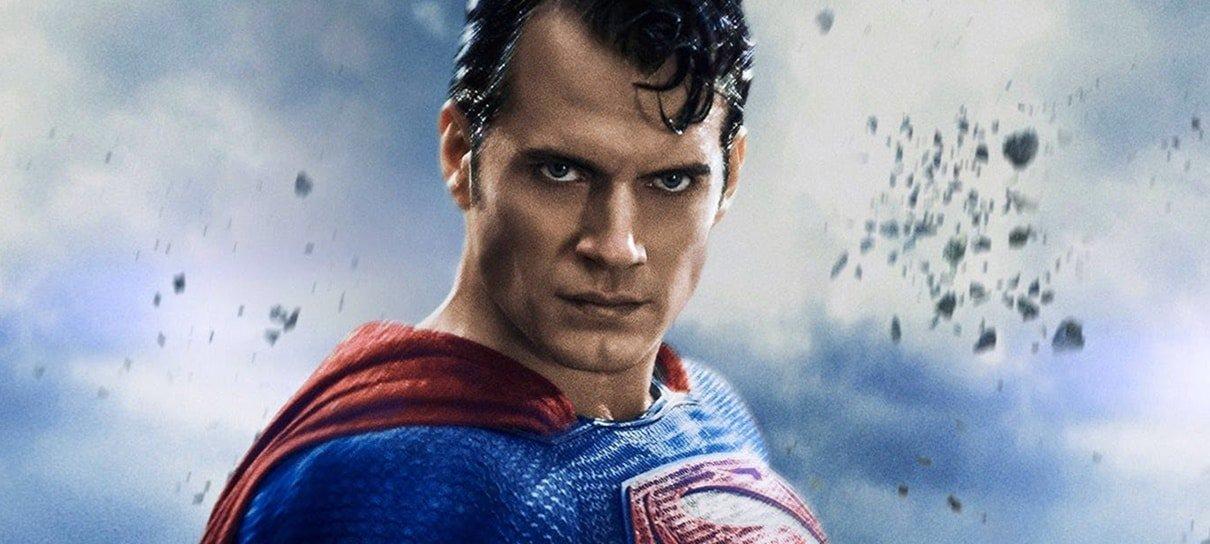 Henry Cavill confirma que ainda é o Superman nos cinemas: