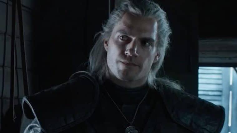 Henry Cavill revela nova imagem de Geralt na série de The Witcher