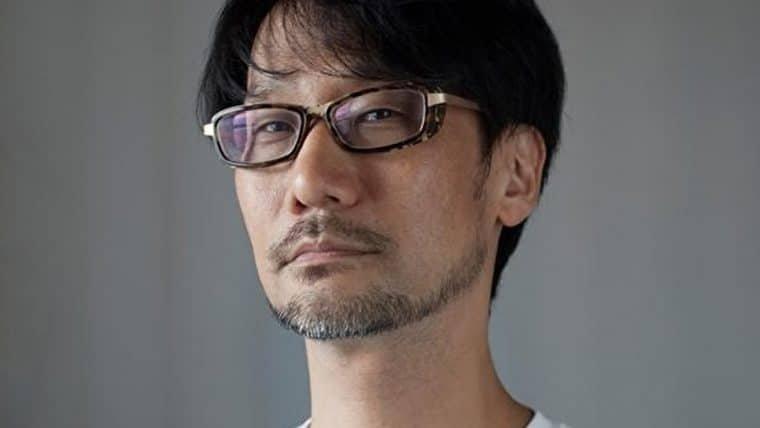 Hideo Kojima explica por que gosta de criar jogos