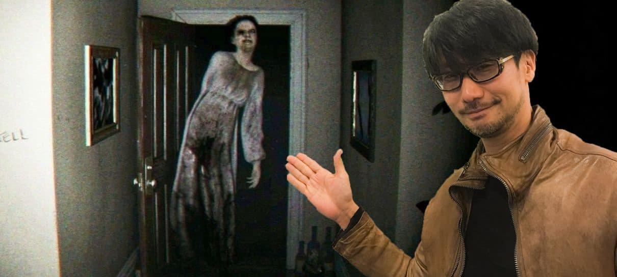 Hideo Kojima pretende criar um jogo de terror no futuro