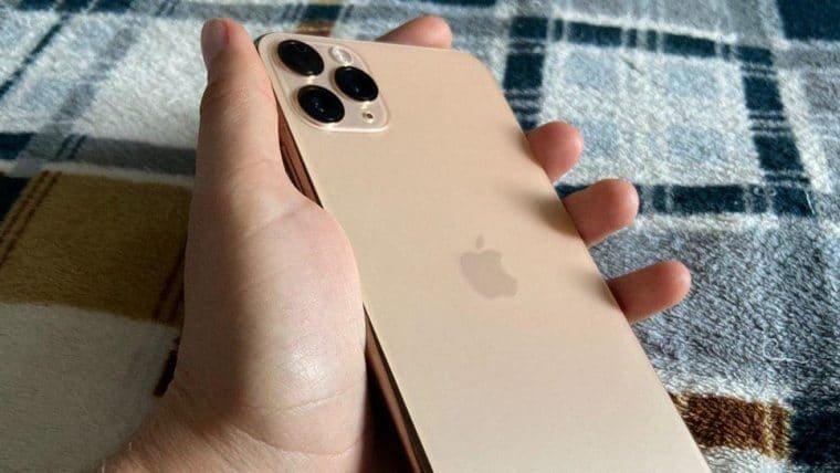 Um mês com o iPhone 11 Pro Max
